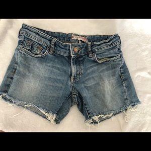 SOIN jean shorts H&M